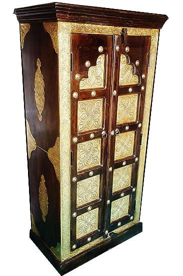 Orientalischer kleiner Schrank Kleiderschrank Desert 140cm hoch ...
