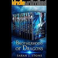 Brotherhood of Dragons (English Edition)