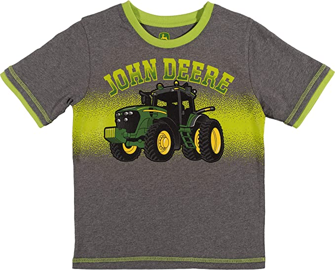 John Deere Baby-Boys 2 for Tee T-Shirt