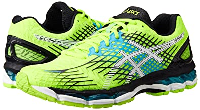 Image Unavailable. Image not available for. Colour  ASICS Men s Gel-Nimbus  17 Safety Yellow ... 6f3daf0915