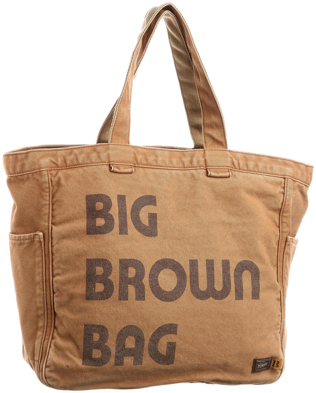 (ビージルシヨシダ) B印 YOSHIDA 2-tacs×PORTER 『BROWN by 2-tacs』BIG BROWN BAG