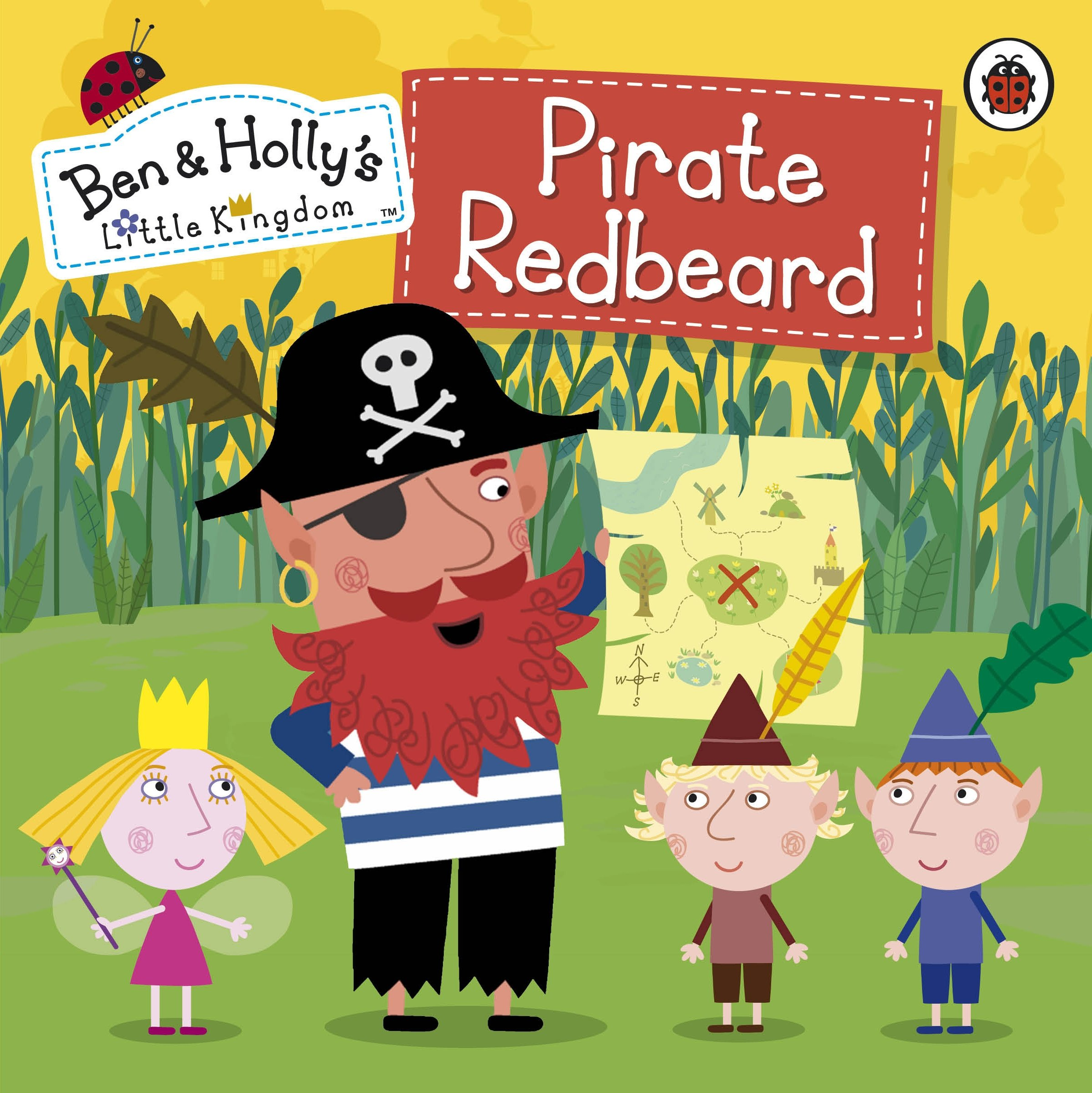 ben and hollys little kingdom pirate redbeard ben hollys little kingdom - Ben And Holly Christmas
