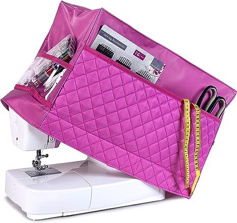 Rodis - Funda para máquina de coser (3 bolsillos): Amazon.es: Juguetes y juegos