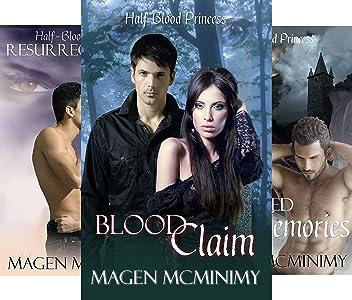 Blood Claim: Half Blood Princess 1