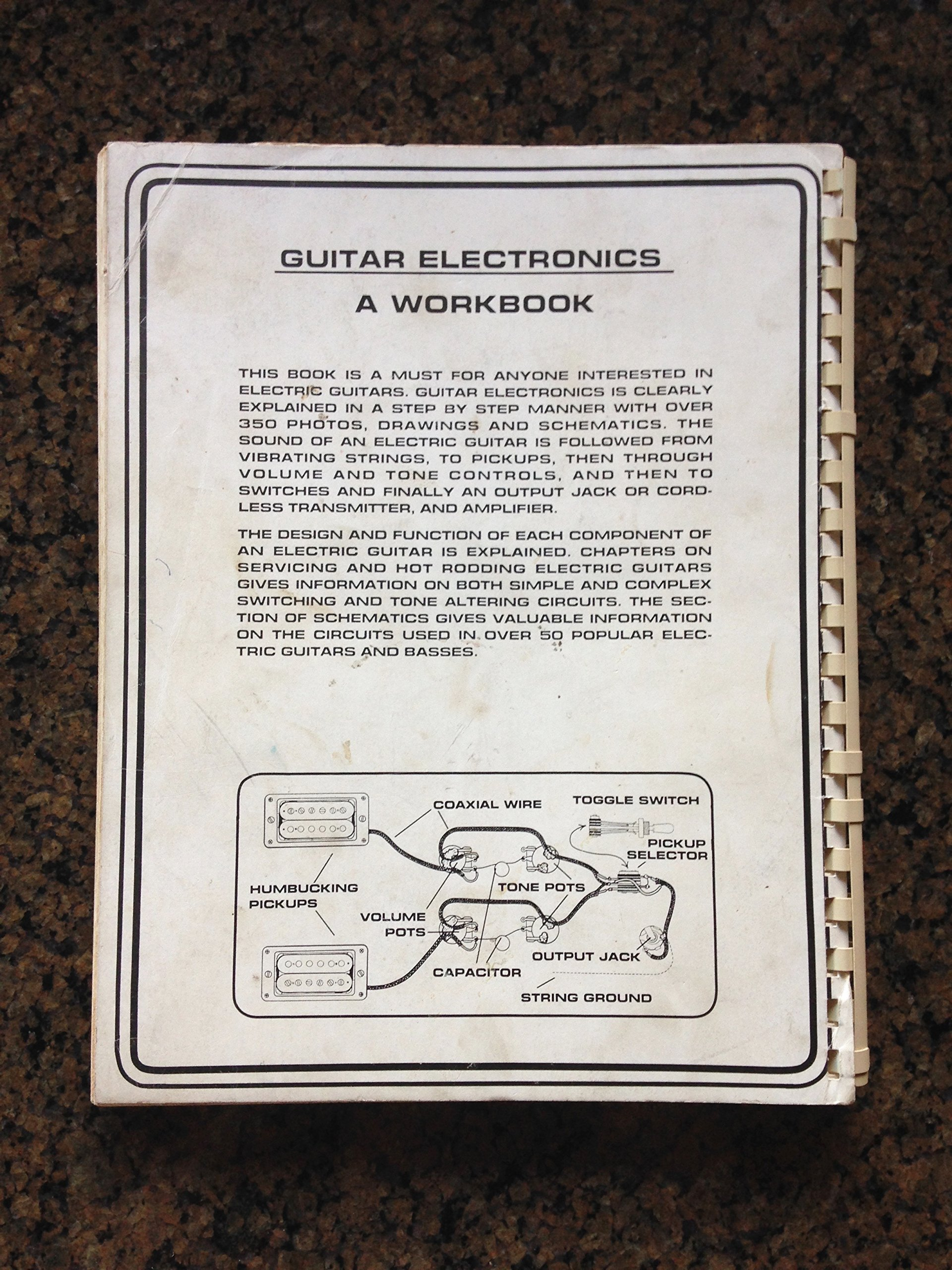 Guitar Electronics: A Workbook: Donald Brosnac: 9780942760002 ...