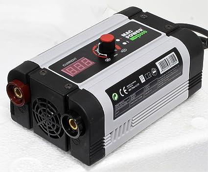 Equipo de Soldadura Inverter 130A Electrico