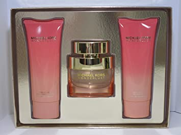149e0a36dd5a Amazon.com   MICHAEL KORS WONDERLUST 3 PCS SET For Women   Beauty