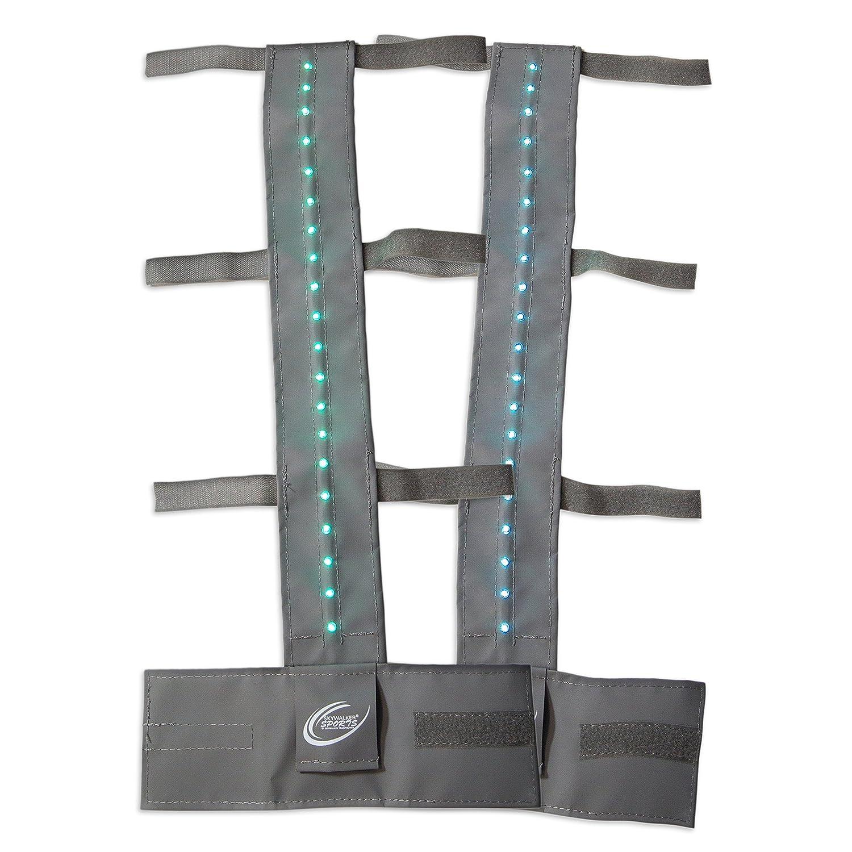 Skywalker Trampolines LED Light Sleeve Accessory for Trampolines, Soccer Goals & Outdoor Recreation 2 Pack Skywalker Holdings LLC- DROP SHIP SSALS102