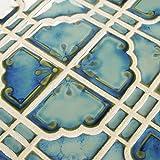SomerTile FKOMB21 Moonlight Diva Porcelain Floor