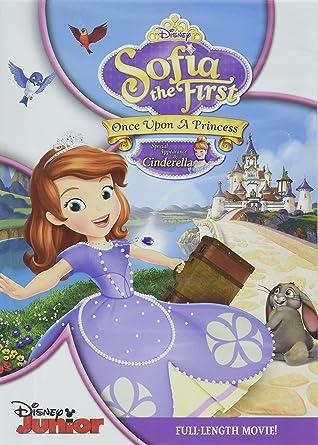 Amazoncom Sofia the First Once Upon a Princess Darcy Rose