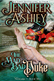The Mad, Bad Duke: Fantasy Romance (Nvengaria Book 2)