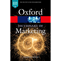 A Dictionary of Marketing (Oxford Quick Reference)