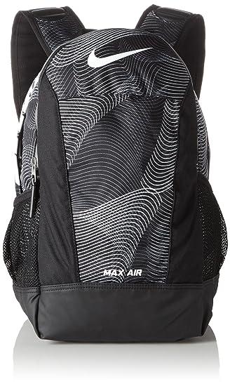 730bf610ef2 Nike Ya Max Air TT SM Backpack Unisex multi-coloured Black White (Black