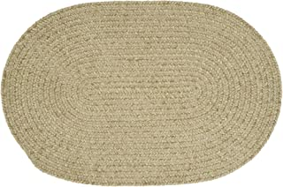 product image for Colonial Mills Barefoot Chenilled Bath Rug, 27 x 46, Celery