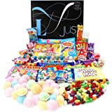 Retro Sweets Hamper: Just Treats Lunar Gift Hamper: Jam Packed with the Best Ever Retro Sweets