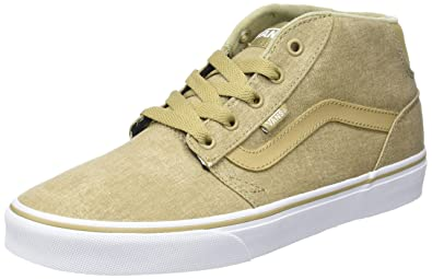 Vans Men s Mn Chapman Mid Hi-Top Sneakers  Amazon.co.uk  Shoes   Bags f124b2991