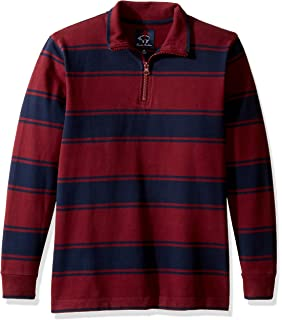 07d2f56b7 Brooks Brothers Boys' Mockneck Rugby: Amazon.in: Clothing & Accessories
