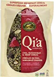 Nature's Path Qi'a Chia Buckwheat and Hemp Cereal Cranberry Vanilla