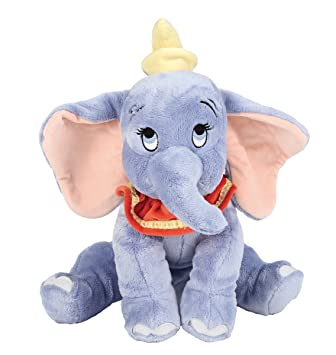 Disney Dumbo GG01082 - Peluche 37cm - Calidad super soft