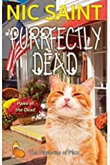 Purrfectly Dead (The Mysteries of Max Book 20) Kindle Edition