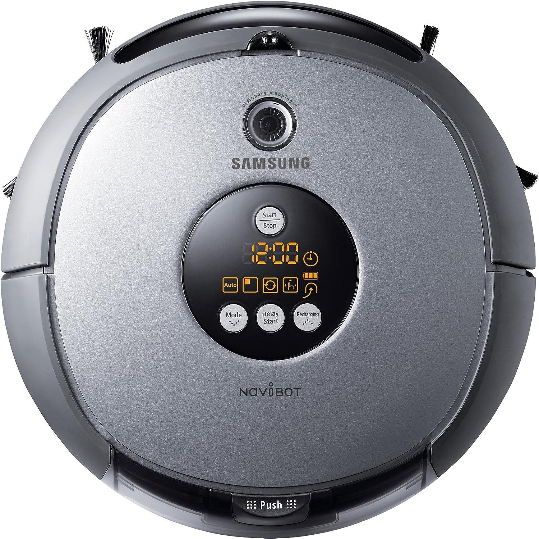 Samsung SR8846 NaviBot - Robot de limpieza (filtro HEPA 11), color ...