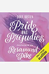 Pride and Prejudice Audible Audiobook