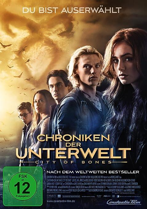Chroniken Der Unterwelt City Of Bones Dvd Amazoncouk Dvd