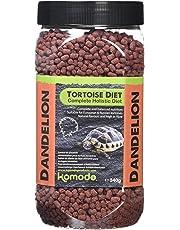 Komodo Complete Holistic Tortoise Diet Dandelion 340 g (Pack of 2)