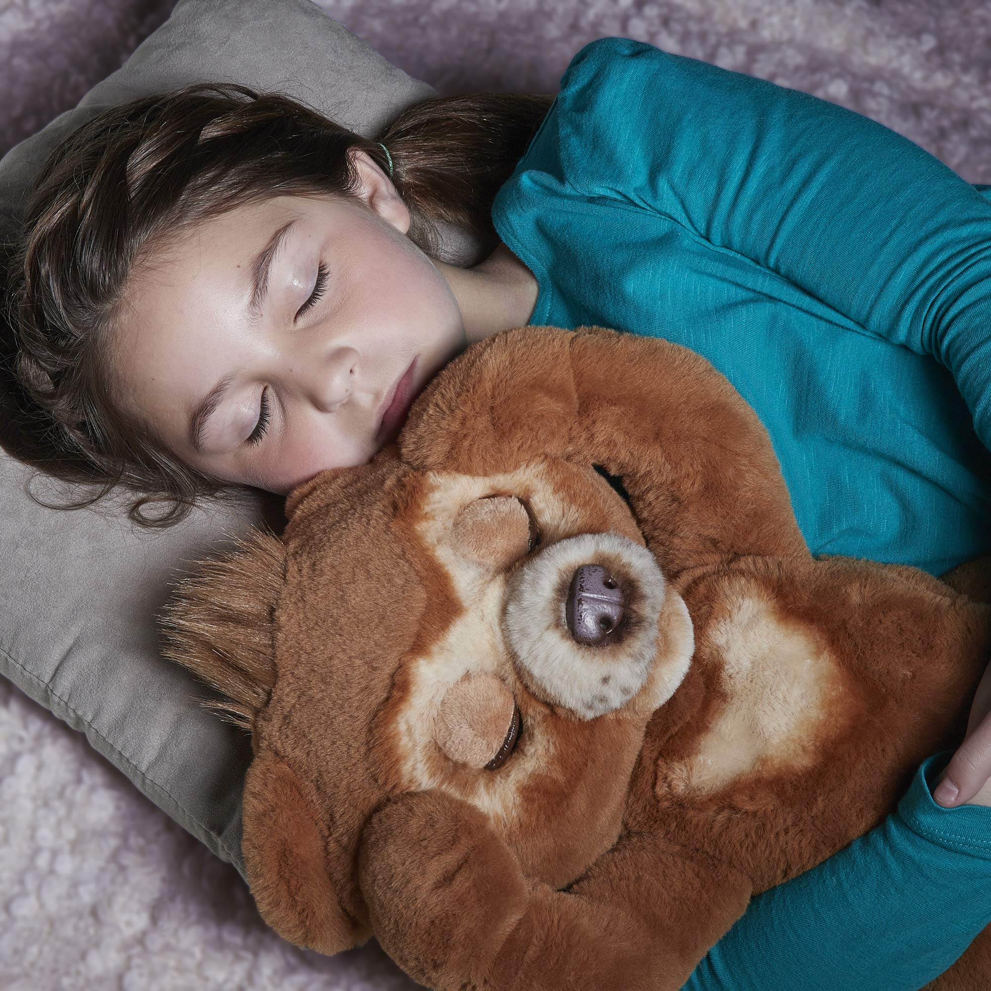FurReal Cubby, The Curious Bear Interactive Plush Toy, Ages 4 and Up by FurReal (Image #8)