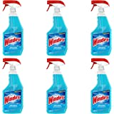 Windex 23 Ounce Original Glass Cleaner, 6 Count