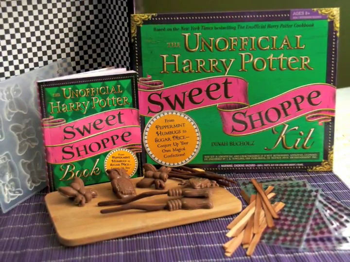 The Unofficial Harry Potter Sweet Shoppe Kit: From