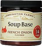 Orrington Farms French Onion Soup Granular Base, 6-Ounce (Pack of 6)