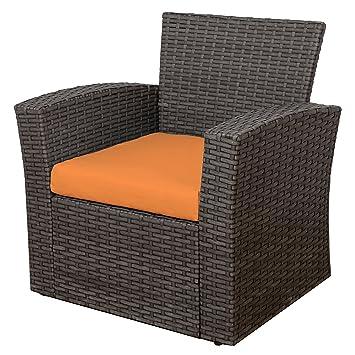 Astounding Amazon Com Westin Outdoor Delano 4 Piece Patio Conversation Pabps2019 Chair Design Images Pabps2019Com