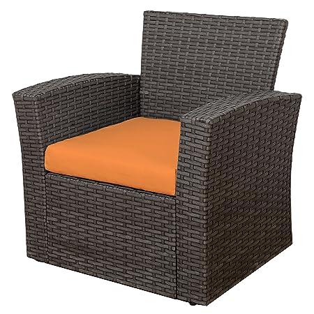 Excellent Amazon Com Westin Outdoor Delano 4 Piece Patio Conversation Pabps2019 Chair Design Images Pabps2019Com