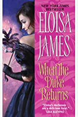 When the Duke Returns (Desperate Duchesses Book 4) Kindle Edition