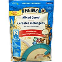 HEINZ Mixed Cereal,  6 Pack, 227G Each