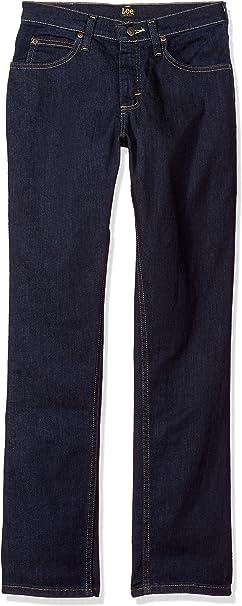 Lee Uniforms Boys Boy Proof Straight Fit Straight Leg Jean Jeans
