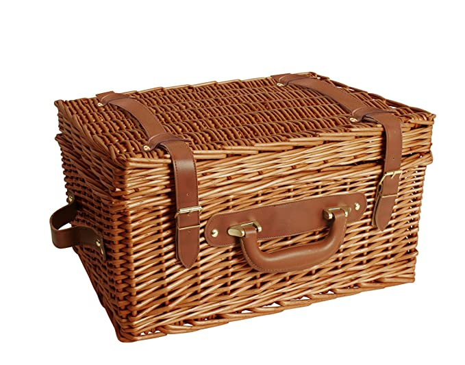 Wald Imports Brown Wicker 17