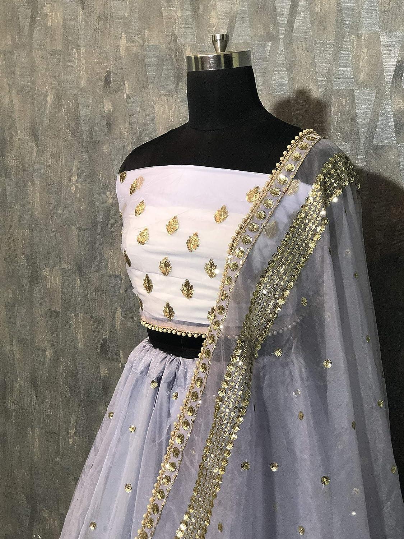 DREAMEXPORTER Designer Hochzeit Braut Ethno lehenga Choli Traumexporter 1110
