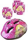 Stamp - K813507 - Protections - Casque + Coudières/Genouillères Barbie