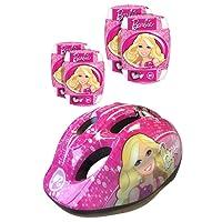 Stamp Barbie Helmet, Elbow & Knee Pads