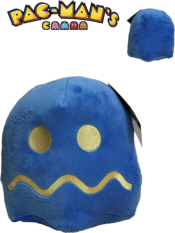 ComeCocos (Pac Man Ghost) - Peluche Fantasma Azul 1181
