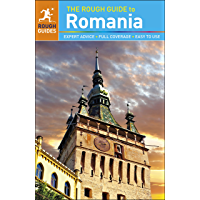 The rough guide to romania: tim burford (author),: 9780241249451.