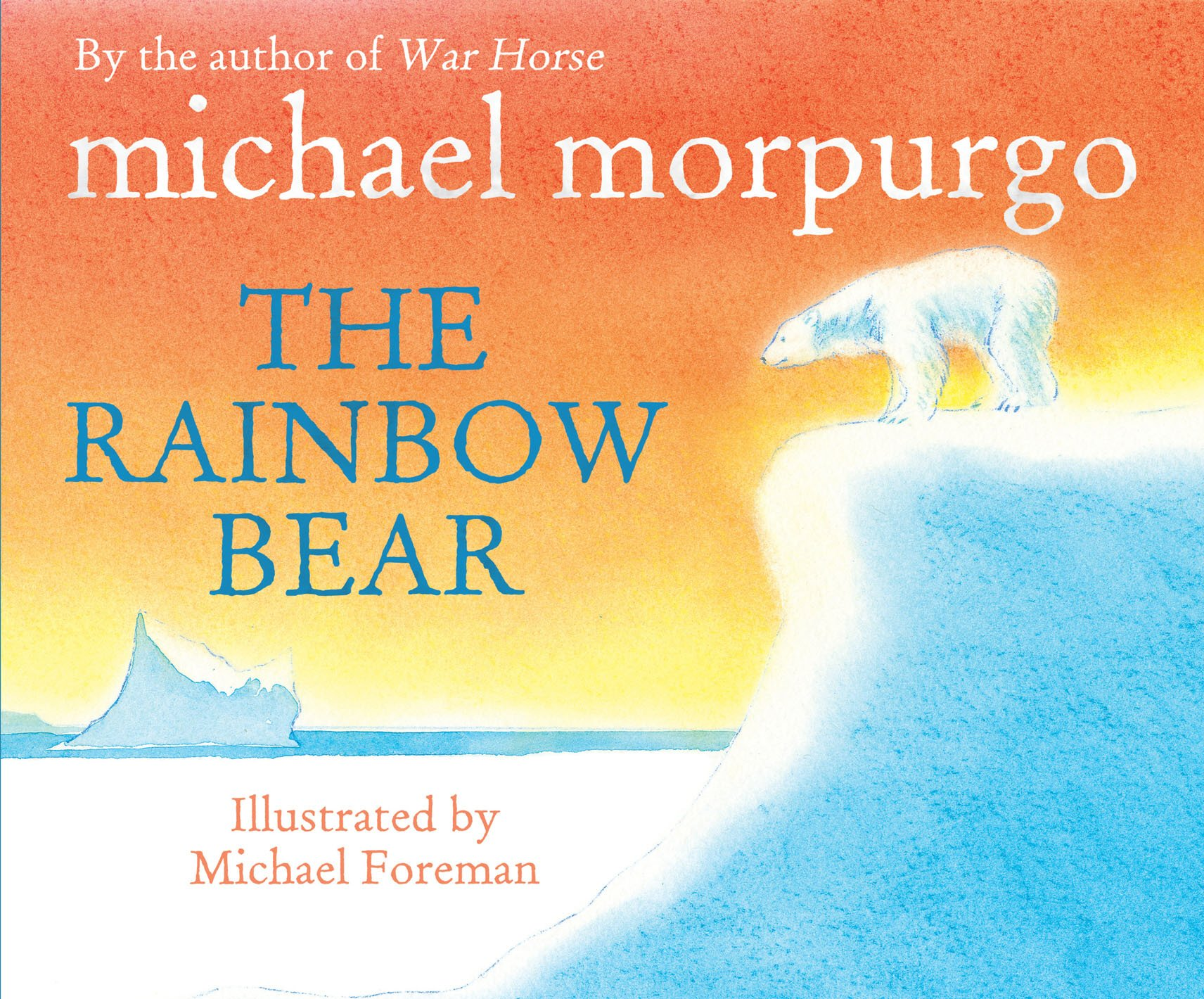 Image result for the rainbow bear