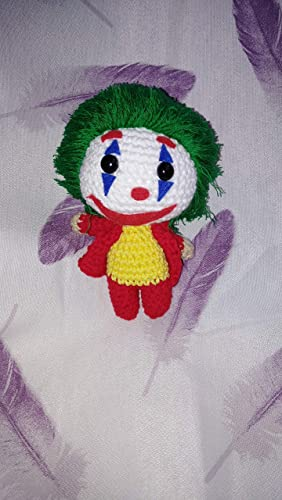 JOKER. Amigurumi. handmade.: Amazon.es: Handmade