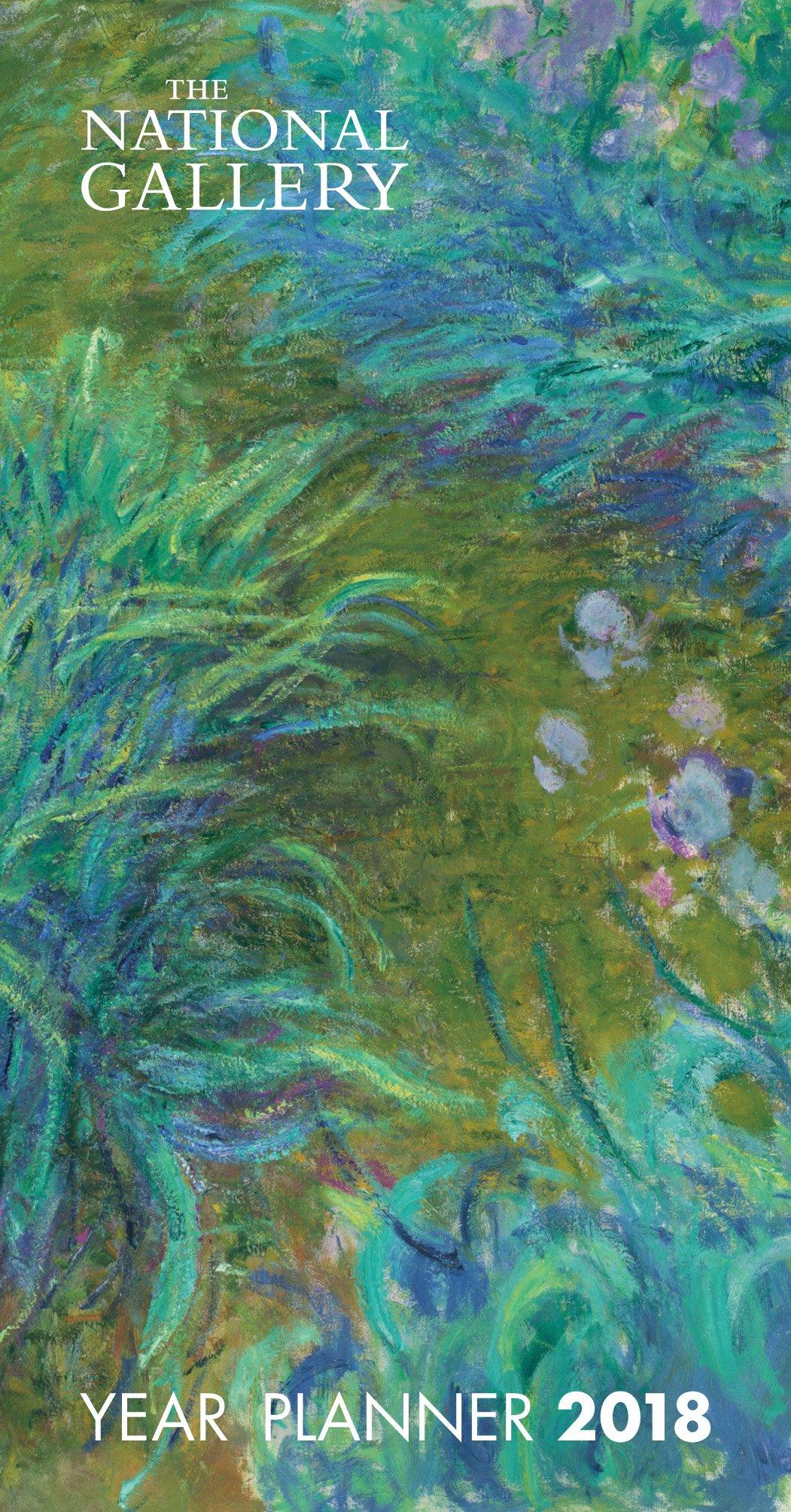 National Gallery - Monet Irises (Planner 2018) pdf
