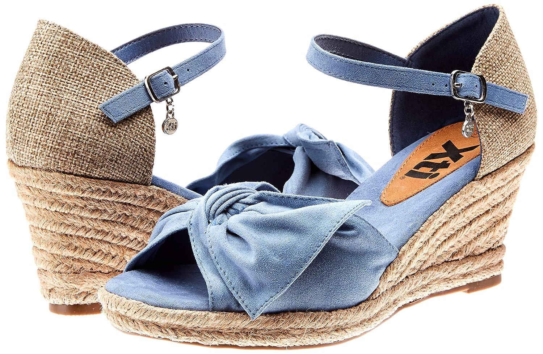 XTI 49105 Sandalias con Plataforma para Mujer