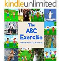 """""""The ABC Exercise"""", Interactive Fun Exercises for Children: Interactive Exercises for all Ages"""