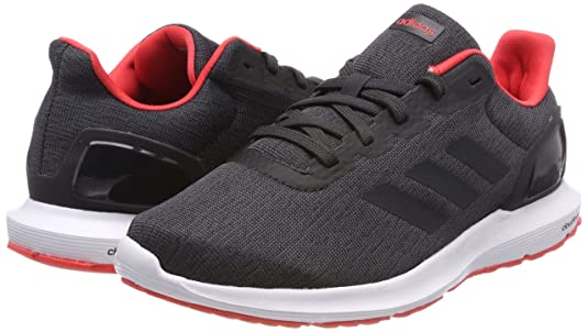 Amazon.com | adidas Womens Cosmic 2 W, Grey/Red/White, 5 US | Road Running