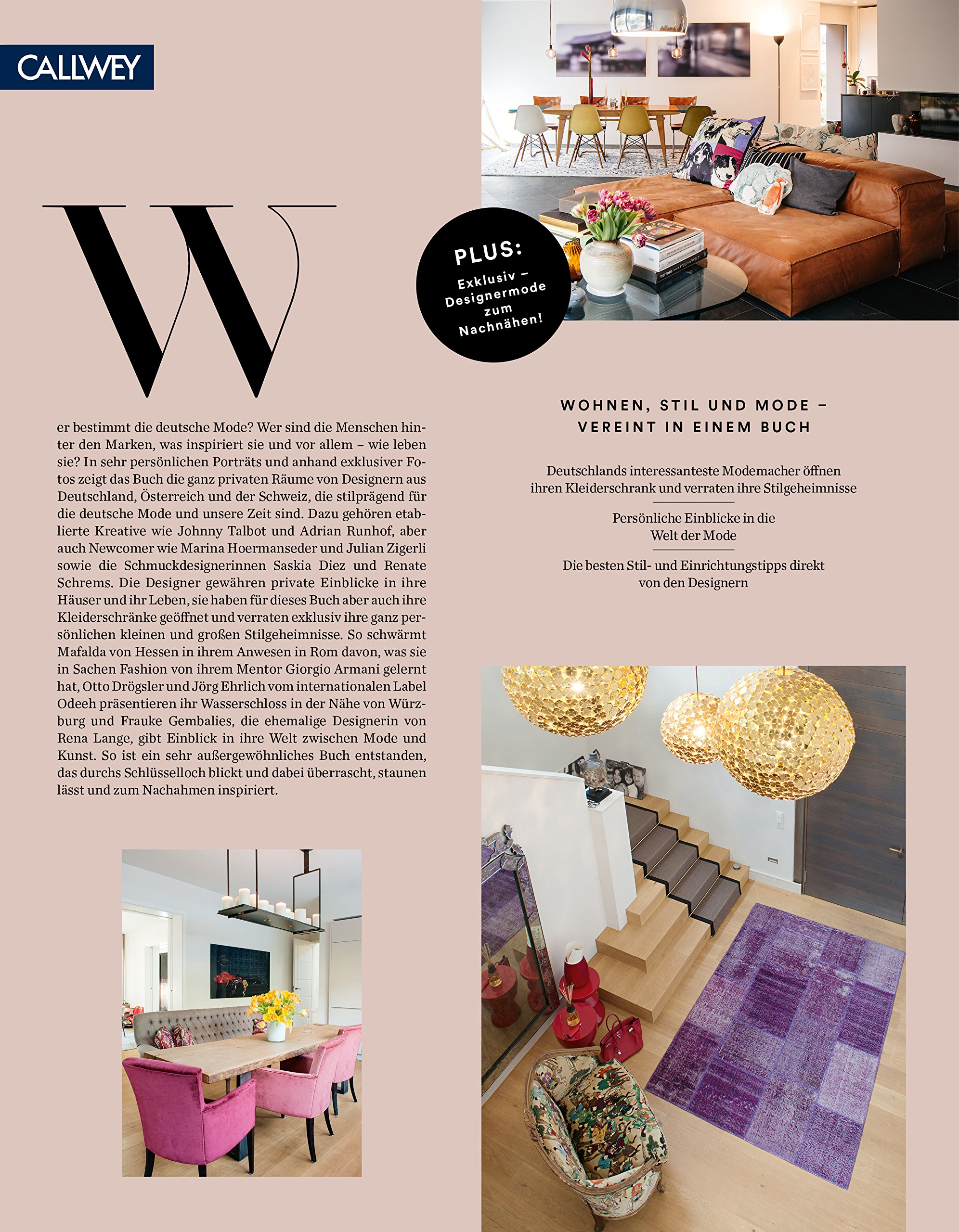 Fashion at Home: Wo die deutsche Mode zu Hause ist: Amazon.de ...